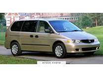 Used 2001 Honda Odyssey for sale.