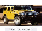 2005 HUMMER H2 SUV (Red Metallic)