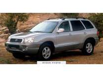 Hyundai 2003 Santa Fe