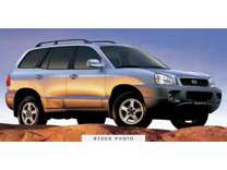 2004 Hyundai Santa Fe GLS