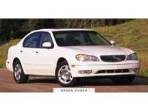 2001 Silver Infiniti I30 for sale - great condition