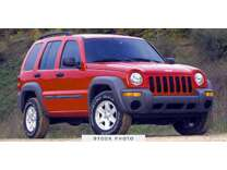 2002 Jeep Liberty SPORT