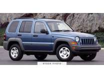 2005 Jeep Liberty Renegade