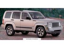 2009 Jeep Liberty RWD 4dr Sport