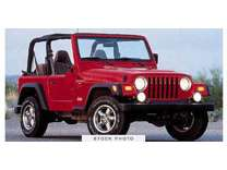 1997 Jeep Wrangler Sport