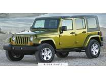 2007 Jeep Wrangler 4wd Shra U