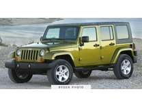 For Sale: 2008 Jeep Wrangler