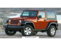 2009 Jeep Wrangler X