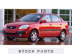 2006 Kia Rio 1.6L L4 Manual Black - Topeka,Kansas