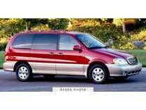 2002 Kia Sedona