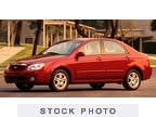 2005 Kia Spectra 5dr HB Manual
