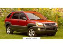 2008 Kia Sportage LX