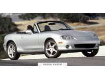Used 2003 Mazda MX-5 Miata for sale.