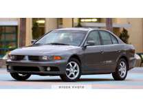Used 2002 MITSUBISHI GALANT For Sale