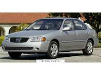 Used 2005 Nissan Sentra for sale.