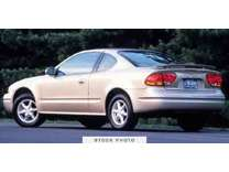 Used 2002 Oldsmobile Alero for sale.