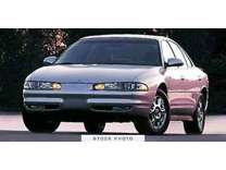 Used 2001 Oldsmobile Intrigue for sale.