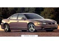 2001 Pontiac Grand Prix SE
