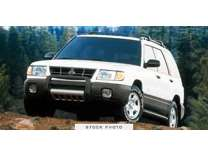 Used 2001 Subaru Forester for sale.