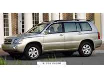 Toyota 2001 Highlander LTD