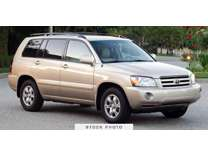 2005 Toyota Highlander 4dr V6 4WD w/3rd Row
