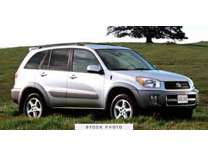 2001 Toyota Rav4 4wd