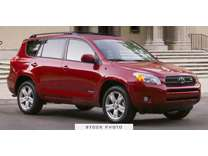 2007 Toyota RAV4 Limited MOONROOF, LEATHER PKG