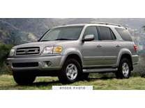 2001 Toyota Sequoia SR5