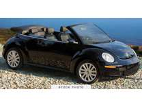 2009 Volkswagen New Beetle Convertible Blush