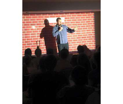 Laugh Riot at Positano Bethesda-Live Standup Comedy Show is a Other Event in Bethesda MD