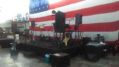 Akron Canton Sound System PA R