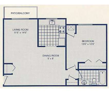 1 Bed - Portage Pointe Apartments at 9001 Portage Pointe Dr in Streetsboro OH is a Apartment