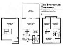 3 Beds - Northgate Apartments
