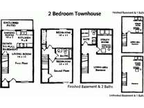 2 Beds - Hyde Park Townhomes a