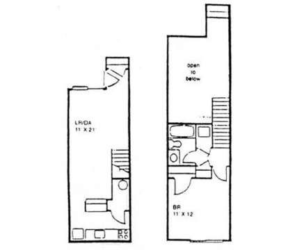 1 Bed - Downing Place Townhouses at 3395 Spangler Dr in Lexington KY is a Apartment