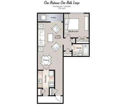 1 Bed - CaSienna Apartment Homes at 5755 Stoneridge Ct Suite 100 in Orlando FL is a Apartment