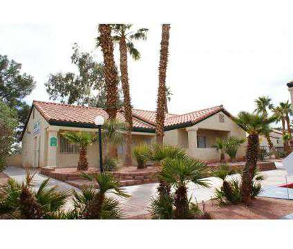 1 Bed - Santa Fe Apartments at 3955 E Charleston Blvd in Las Vegas NV is a Apartment