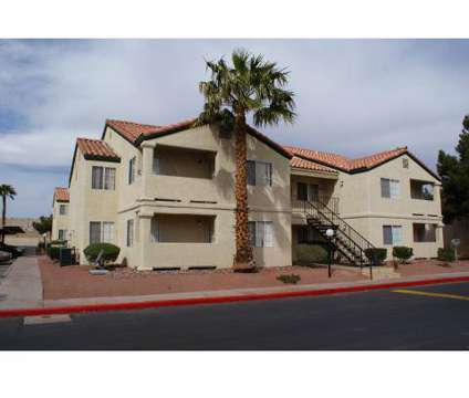 2 Beds - Santa Fe Apartments at 3955 E Charleston Blvd in Las Vegas NV is a Apartment