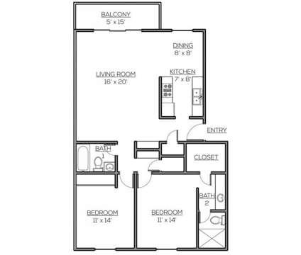 2 Beds - Volterra Apartment Homes at 9071 Dallas St in La Mesa CA is a Apartment