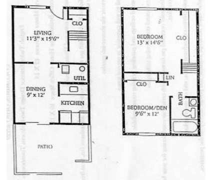 2 Beds - Manchester Townhomes at 1633 Red Robin Road in Columbus OH is a Apartment