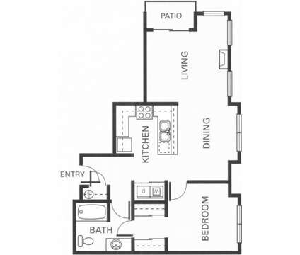 1 Bed - Capitol Steps at 623 Eastside St Ne in Olympia WA is a Apartment