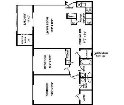 2 Beds - Eagle Stream at 313 Conestoga Way in Norristown PA is a Apartment