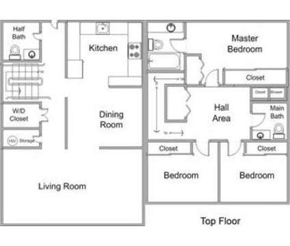 3 Beds - Phoenix Manor at 425 South Olympia in Kennewick WA is a Apartment