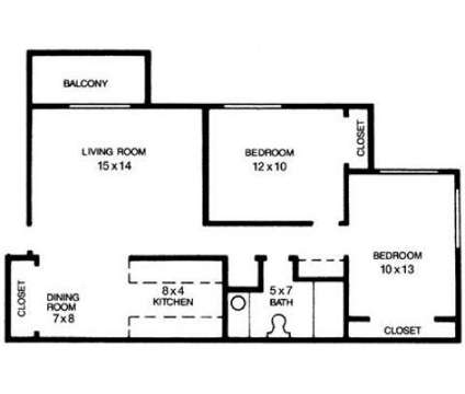 2 Beds - Pines West Apartments at 3550 Austrian Pine Way in Portage MI is a Apartment
