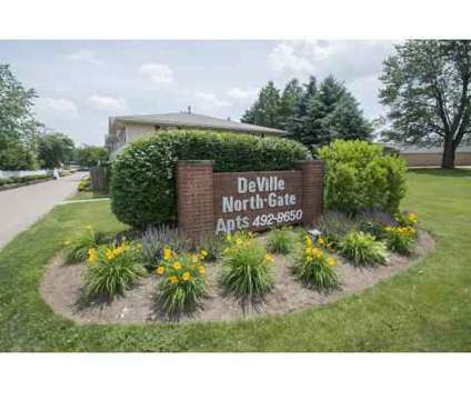 2 Beds - DeVille Northgate Apartments at 6550 Wise Avenue Nw in North Canton OH is a Apartment