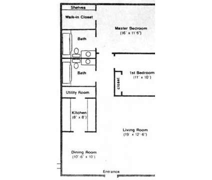 2 Beds - Garden Woods Apartments at 78 Woolery Ln in Englewood OH is a Apartment
