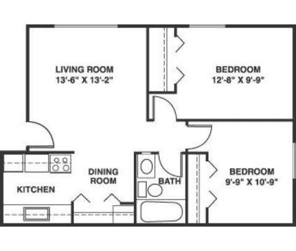 2 Beds - Briarwood Apartment Homes at 200 Plymouth Ln in La Porte IN is a Apartment