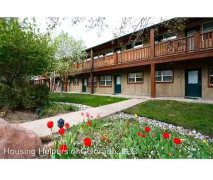 1 Bed - Timber Ridge at 1025 Adams Cir in Boulder CO is a Apartment