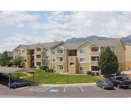 1 Bed - Meadows at Cheyenne Mountain at 905 Pacific Hills Point in Colorado Springs CO is a Apartment