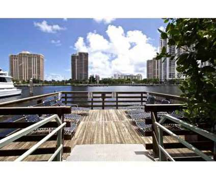 1 Bed - Aventura Yacht Club Condo at 19801 East Country Club Dr in Aventura FL is a Apartment